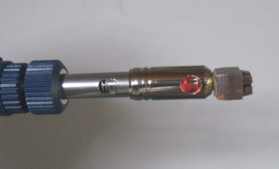 小型のガス直火式焼印2