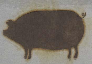 豚の焼印4