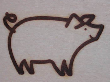 豚の焼印2