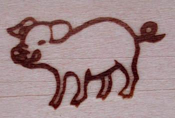 豚の焼印3