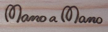 サイン焼印1