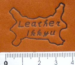 革に焼印8