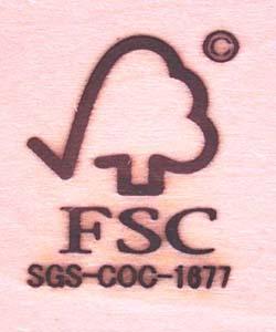 FSC認証焼印2