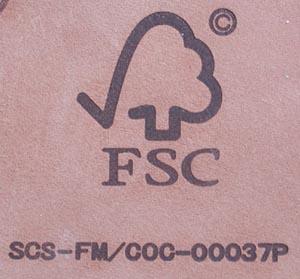 FSC認証焼印4