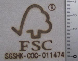 FSC認証焼印6