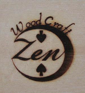 zenの焼印