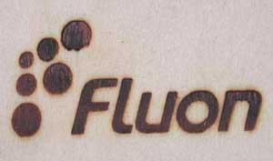 fluonの焼印