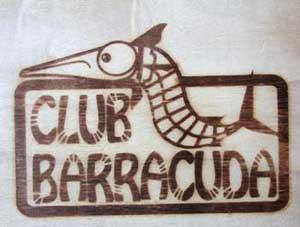バラクーダの焼印