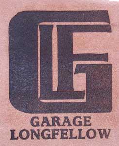ガレージロングフェロー様焼印