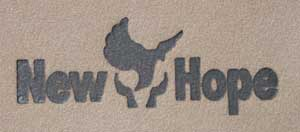 newhope焼印