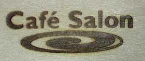カフェ焼印