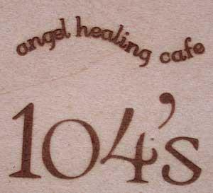 癒しのカフェ焼印