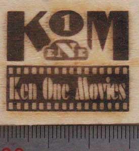 フィルムの焼印