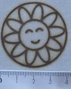太陽の焼印