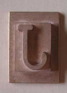 前回製作のタイヤ焼印