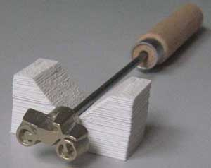 バイクミニ焼印