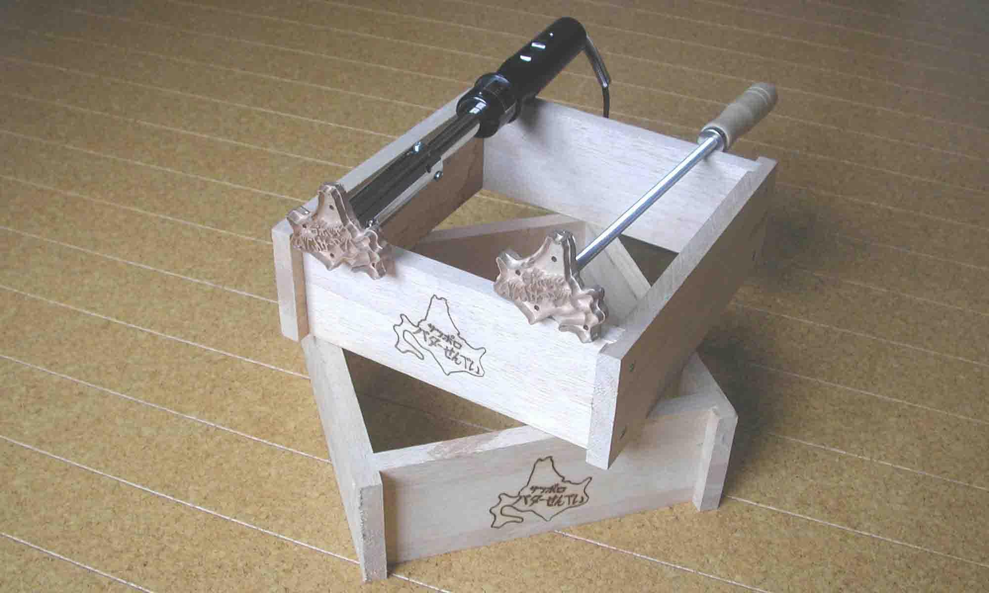 焼印、焼き印製作のメタルアート