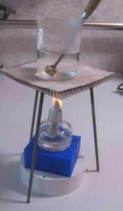 お湯加熱装置